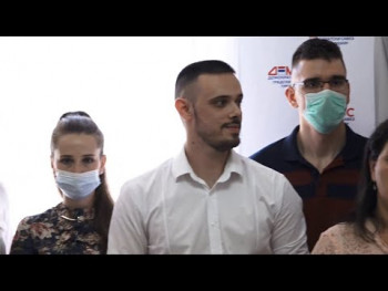 DEMOS predstavio listu kandidata za odbornike Skupštine grada (VIDEO)