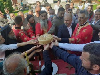 Obilježena krsna slava manastira Dobrun