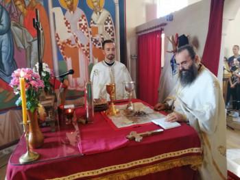 Praznik Preobraženja Gospodnjeg u Avtovcu (FOTO)