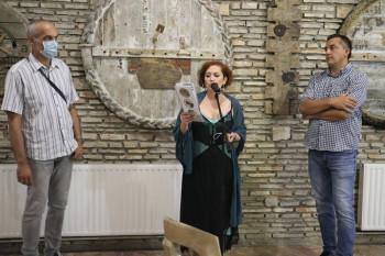"""Izložba """"Skulpture, objekti i asamblaži"""" predstavljena gatačkoj publici"""