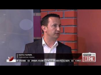 Gost Vijesti u 16:30: Mirko Ćurić, gradonačelnik Trebinja (01.09.2020.)