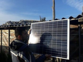 Solarni paneli za morinske planištare