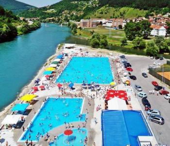 Završena sezona kupanja na Akva parku 'Ušće'