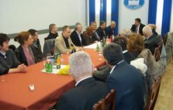 Delegacija iz Zrenjanina i predstavnici Hercegovaca u Banatu sastali se sa gradonačelnikom Trebinja