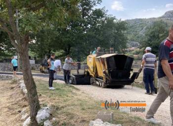 Stigao asfalt do crkve i groblja u selu Šćenica