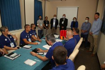Riječima dobrodošlice zamjenica gradonačelnika otvorila dvodnevni seminar u streljaštvu