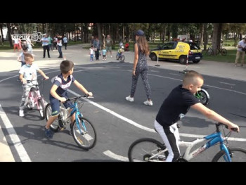 Trebinje: Obiljezena Evropska sedmica mobilnosti