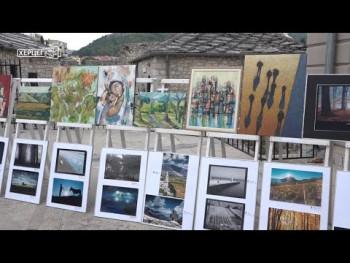 Humanitarna aukcija slika za udruženje 'Sunce nam je zajedničko'