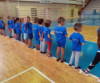 Počela četvrta sezona 'Škole sporta'
