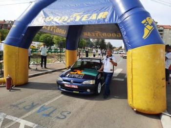 Nagrada Trebinja: 70 trkača na auto-slalomu