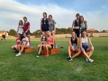 Atletičarke AK `Trebinje` odlične u Čitluku