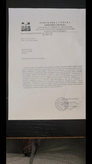 Demanti Marka Zvijeri na tekst 'Zašto je propala licitacija zemljišta u Bileći i koga štiti Nebojša Vukanović?!'