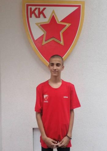 Veležov košarkaški talenat Uroš Grahovac potpisao ugovor sa Zvezdom