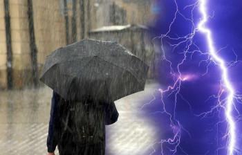 Žuti meteoalarm za veći dio BiH, a za Trebinje i Mostar narandžasto