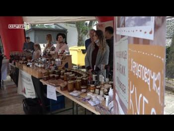 Trebinje: Organizovan sajam domaćih hercegovačkih proizvoda