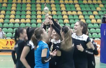 Odbojkašice u polufinalu KUP-a RS