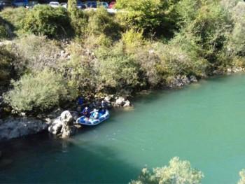 Nakon nesreće pronađeno tijelo djevojke u Neretvi
