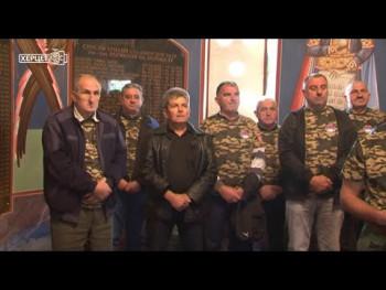 Savčić: Bilećki borci bez rezerve branili srpsku zemlju  (Video)