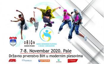 Državno prvenstvo modernih plesova-Učesnici  i Plesni centar MARIS Trebinje