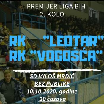 Rukomet: Uživo samo na Herceg RTV-u, prenos utakmice u 20:00