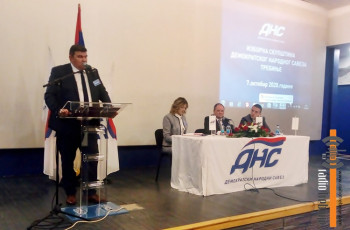 Formiran novi gradski odbor DNS u Trebinju, predsjednik Jovica Vlatković