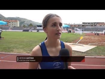 Trebinjski atletičari uspješni na prvenstvu RS