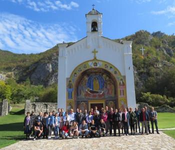 Pokloničko putovanje u srpske svetinje