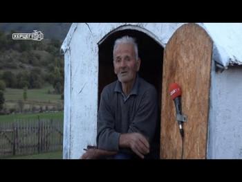 Reportaža: Mićo Milošević, selo Lukovice kod Gacka: 'Ljubav prema stadu traje skoro sedam decenija' (VIDEO)