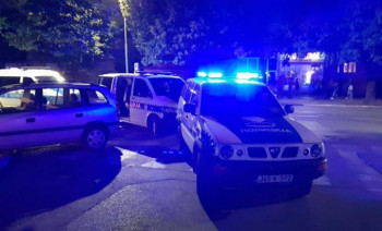 Bileća: Bomba pronađena u kesi na automobilu