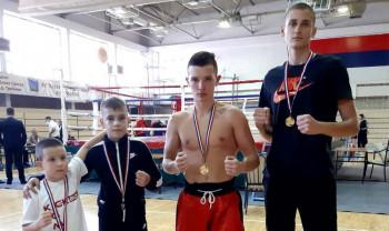 Kik boks: Fočaci najbolji na Otvorenom prvenstvu Srpske