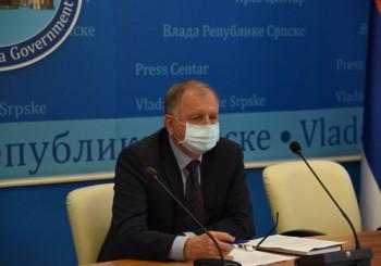 Republički štab odlučio do 16. novembra zabranjeno okupljanje više od 10 osoba u Srpskoj