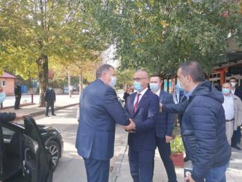 Dodik: U planu solarna elektrana i značajna podrška opštini Ljubinje