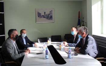 Ministar Rajčević posjetio Nevesinje