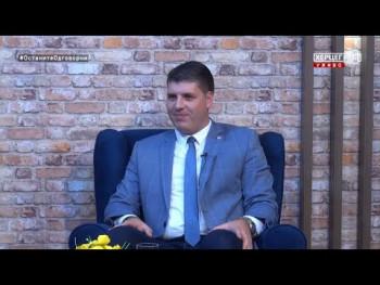 Izbori 2020- Gost Bojan Šapurić-predsjednik Gradskog odbora NDP-a (VIDEO)