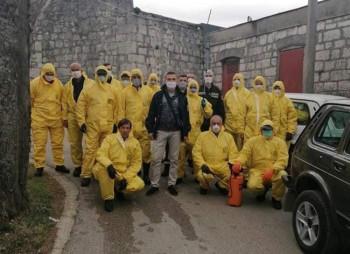 Štab za vanredne situacije: Od ponedjeljka dezinfekcija javnih objekata i površina na području grada