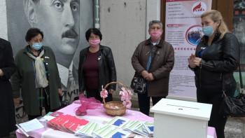 Ružičasti oktobar obilježen u Trebinju - sve više oboljelih od karcinoma dojke