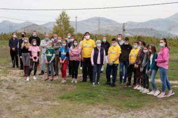 Trebinje: Održana akcija 'Milion sadnica za jedan dan'