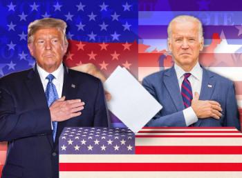 Неизвјесна трка у САД – Бајден има предност, Трамп води у кључним државама