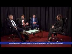 VII DAN - Zdravko Krsmanović, Nenad Stevandić i Radovan Vuković (NAJAVA)