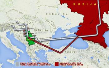 Završen 'Balkanski tok' - spojen sa gasovodom u Srbiji