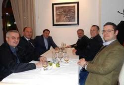 Dodik u Trebinju: Uskoro radovi na prioritetnim projektima u Hercegovini
