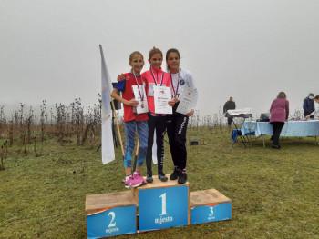 Mara Nožica i Sara Tomić ponovo uspješne (FOTO)