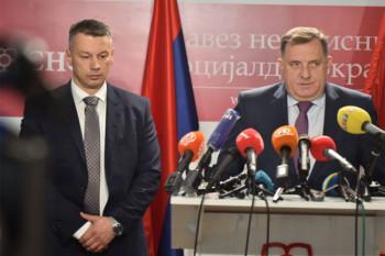 Dodik: Nešić ne poznaje situaciju u svojoj partiji