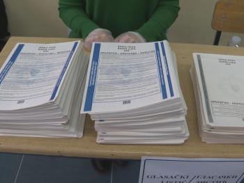 Izlaznost na lokalnim izborima u Srpskoj do 11 časova 18,07 odsto