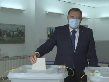 Dodik: Važan dan za Srpsku i njen demokratski kapacitet