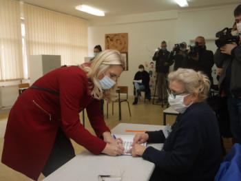 Cvijanović: Građani da ostvare Ustavom zagarantovano pravo