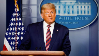 Трамп отпустио директора агенције 'ЦИСА' Криса Кребса