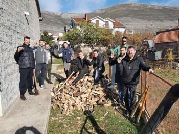 Članovi Fondacije Sveti Vukašin pomogli svojim sugrađanima