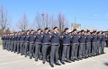 Granična policija prima 125 novih policajaca i 25 mlađih inspektora