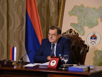 Dodik: Boriću se za prava svog naroda (VIDEO)